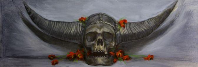 Skull&horns
